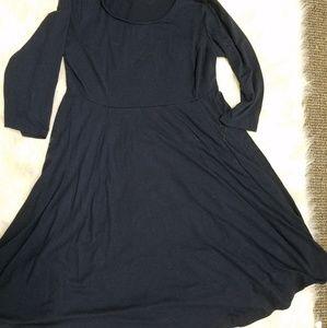 Old Navy Maternity Swing Dress